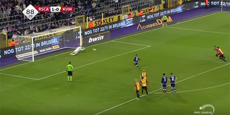 Thủ môn cản phá thành công ba quả Penalty trong một trận đấu - ảnh 4