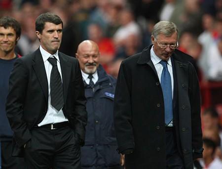 Beckham mở lời, Keane vẫn từ chối tái hợp với kẻ thù Alex Ferguson - ảnh 1