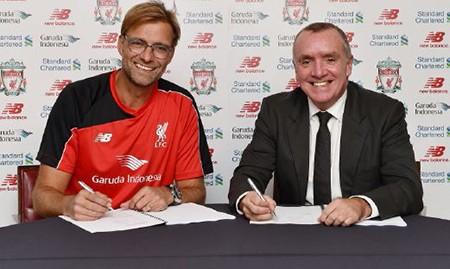 Jurgen Klopp chính thức là thuyền trưởng Liverpool: 6 thách thức! - ảnh 1