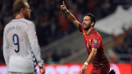 Đức thua sốc, Bồ Đào Nha giành vé dự Euro 2016 - ảnh 1