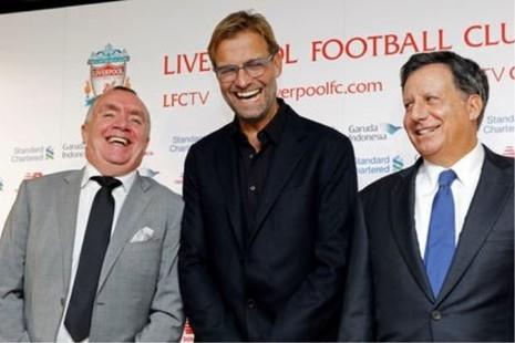 Klopp ra mắt Liverpool: 'Tôi là người bình thường' - ảnh 1