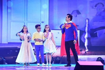 'Công chúa tóc mây' Hồng Minh đăng quang The Voice Kids 2015 - ảnh 11