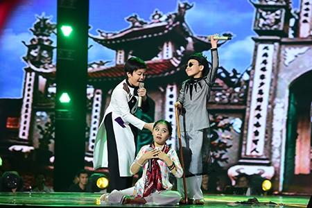 'Công chúa tóc mây' Hồng Minh đăng quang The Voice Kids 2015 - ảnh 7