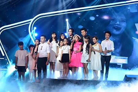 'Công chúa tóc mây' Hồng Minh đăng quang The Voice Kids 2015 - ảnh 9