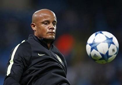 Vincent Kompany chống lại án phạt của UEFA - ảnh 1