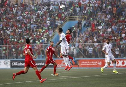 FIFA buộc Palestine đá sân trung lập - ảnh 1