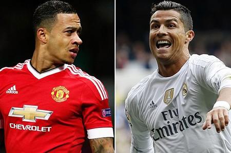 Ronaldo khen Depay, bỏ ngỏ khả năng trở lại M.U - ảnh 1