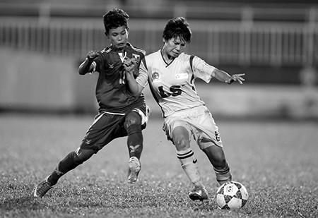 Đội nữ TP.HCM vô địch giải bóng đá quốc tế mở rộng - ảnh 6