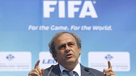 Vì scandal nhận hối lộ, Platini bị cấm tranh cử chức chủ tịch FIFA - ảnh 1