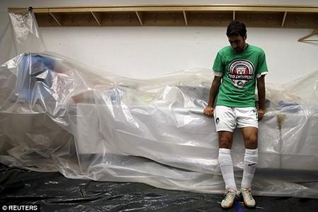 Tạm biệt 'chúa nhẫn' Raul Gonzalez - ảnh 12