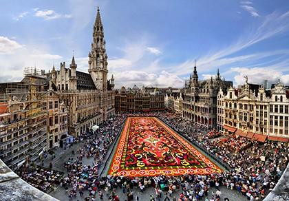 Hủy trận giao hữu Bỉ - Tây Ban Nha vì lo ngại khủng bố - ảnh 1
