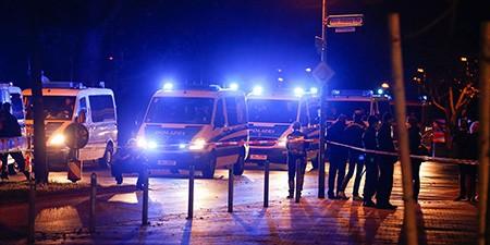 Chùm ảnh nước Đức báo động vì bị đe dọa khủng bố - ảnh 9
