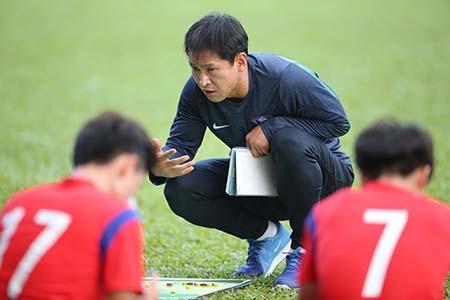 U-21 Việt Nam 0-0 U-19 Hàn Quốc: Hài lòng cả đôi bên - ảnh 2