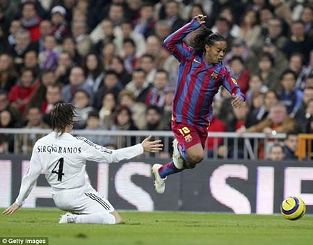 Ronaldinho bị Real Madrid từ chối vì quá… xấu - ảnh 2