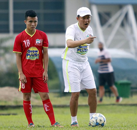 U21 HAGL - U21 Myanmar: Cuộc chiến khu trung tuyến - ảnh 2
