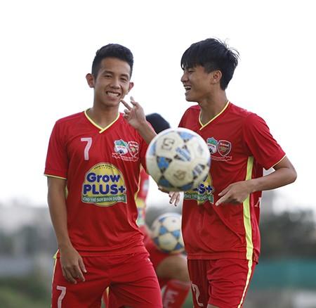 U21 HAGL - U21 Myanmar: Cuộc chiến khu trung tuyến - ảnh 3