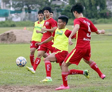 U21 HAGL - U21 Myanmar: Cuộc chiến khu trung tuyến - ảnh 4