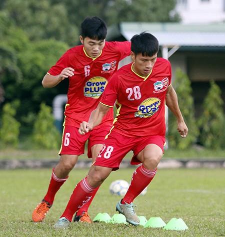 U21 HAGL - U21 Myanmar: Cuộc chiến khu trung tuyến - ảnh 6