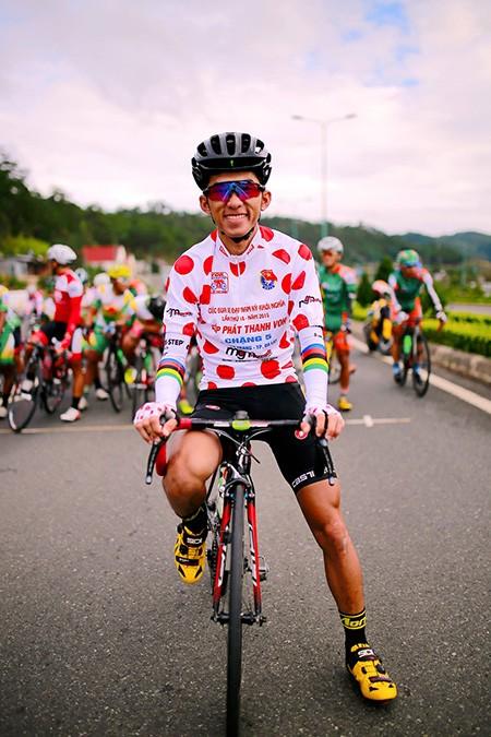 Kết thúc giải xe đạp Nam Kỳ Khởi Nghĩa: Áo vàng bị dẫn nhầm lộ trình - ảnh 3
