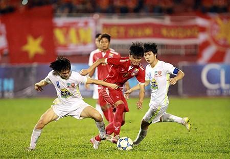 Nhìn lại cuộc rượt đuổi ngoạn mục giữa U21 HAGL và U21 Myanmar - ảnh 8