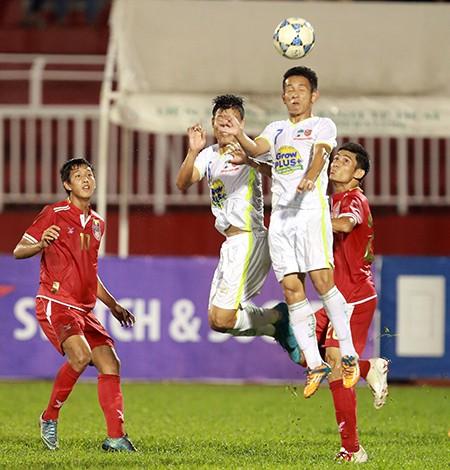Nhìn lại cuộc rượt đuổi ngoạn mục giữa U21 HAGL và U21 Myanmar - ảnh 9