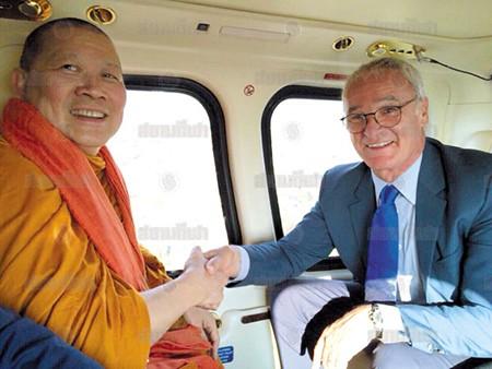 Leicester City mời sư thầy Thái Lan ban phước giúp đá bại M.U - ảnh 3