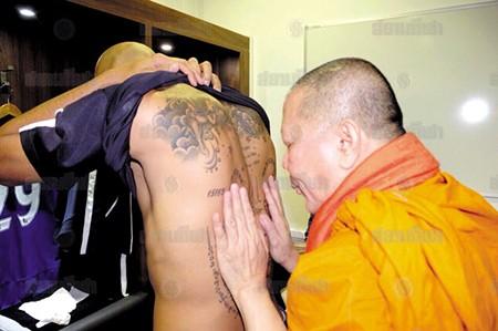 Leicester City mời sư thầy Thái Lan ban phước giúp đá bại M.U - ảnh 6