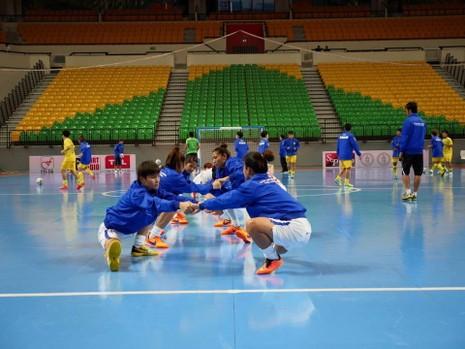 Giải futsal nữ các CLB Đông Nam Á 2015: Thái Sơn Nam vào chung kết - ảnh 2