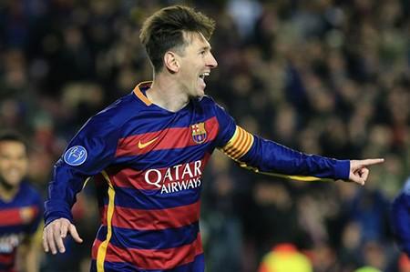 Tới Man City, Messi hưởng lương… 800.000 bảng/tuần - ảnh 1