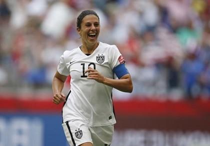 Đội trưởng tuyển nữ Mỹ sẽ đoạt Quả bóng vàng FIFA? - ảnh 1