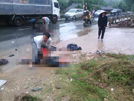 Tai nạn kinh hoàng, 7 người nguy kịch - ảnh 5