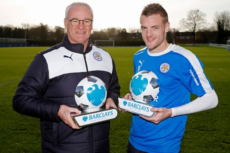 Bộ đôi Leicester City thắng giải xuất sắc nhất tháng 11 Premier League - ảnh 1