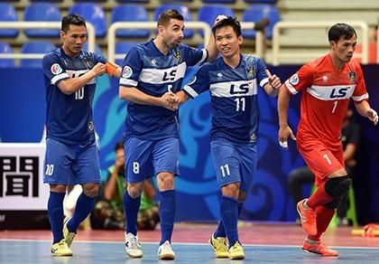 Cúp Quốc gia 2015: Làn gió mới của Futsal Việt Nam - ảnh 1