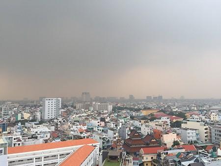Vì sao Sài Gòn sáng nay chìm trong sương mờ? - ảnh 2