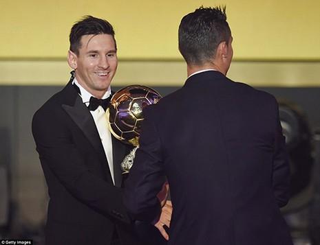 Messi lần thứ 5 giành Quả bóng vàng FIFA 2015, hụt giải Puskas - ảnh 3