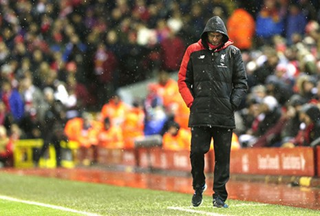 Nhìn lại trận thua của Liverpool trước M.U: Klopp khác gì Brendan Rogers? - ảnh 1