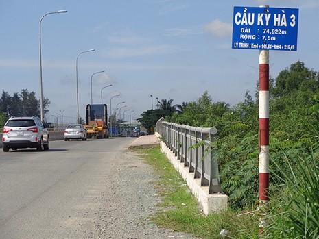Khánh thành cầu Rạch Chiếc mới trên đường vành đai Đông - ảnh 4