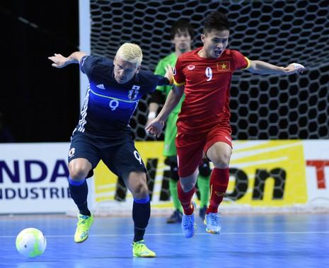 Kỳ tích: Hạ gục Nhật Bản, Futsal Việt Nam giành vé dự World Cup - ảnh 2