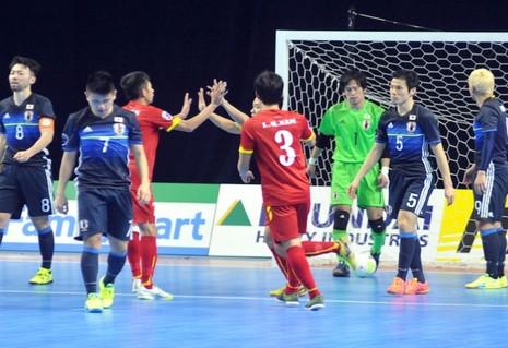 Kỳ tích: Hạ gục Nhật Bản, Futsal Việt Nam giành vé dự World Cup - ảnh 4