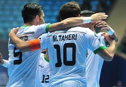 Thua đậm Iran, Futsal Việt Nam tranh HCĐ với Thái Lan - ảnh 2