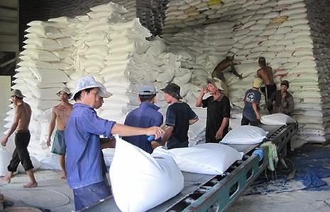 Xuất khẩu gạo bứt phá - ảnh 1