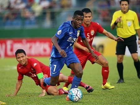 B. Bình Dương 1-1  Jiangsu FC: Sao Brazil chưa thể hiện được nhiều - ảnh 1