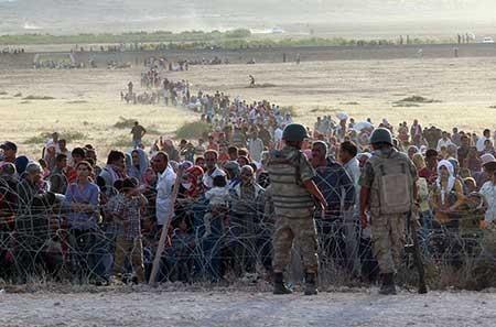 Syria trước giờ ngừng bắn - ảnh 1