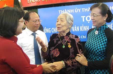 Tọa đàm về chiến sĩ cộng sản kiên cường Nguyễn Văn Kỉnh - ảnh 1