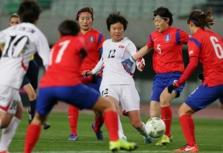Vòng loại bóng đá nữ Olympic Rio: Chủ nhà Nhật thua sốc - ảnh 2