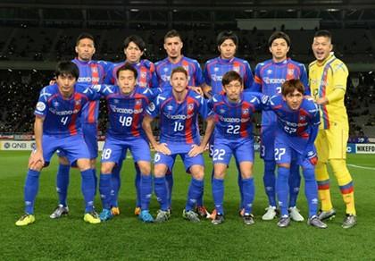 AFC Champions League: B.Bình Dương thua trận tại Nhật Bản - ảnh 1