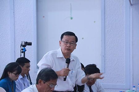 Chủ tịch nước Trương Tấn Sang: 'Tôi sợ nhất người ta nói chợ chiều' - ảnh 2