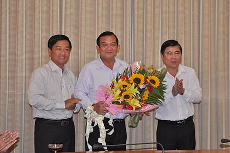 TP.HCM bổ nhiệm nhiều nhân sự mới - ảnh 3