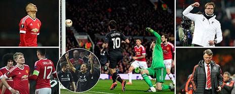 M.U 1-1 Liverpool: Tiễn 'kình địch' lên đường - ảnh 1