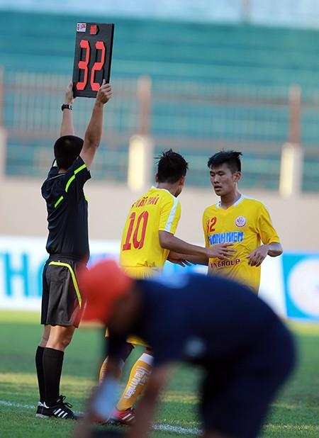 Sannatech Khánh Hòa vào bán kết U-19 quốc gia - ảnh 3